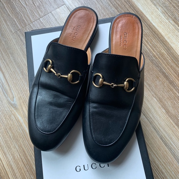 741423894d838 Gucci Shoes - Gucci Princetown Loafer Mule